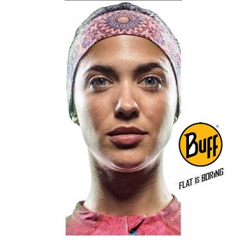 Bandana Buff Coolmax UV Headband Lesh Multi 2017